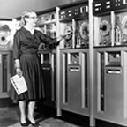 Grace Hopper Computer Scientist 1906-1992